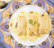Tortilla de canelón