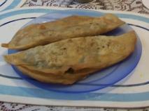 Tortitas de maíz con carne y guacamole