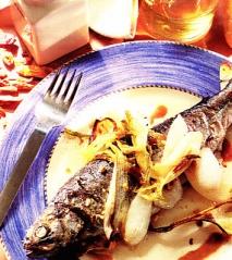 Truchas a la asturiana